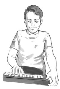Jordan Sketch