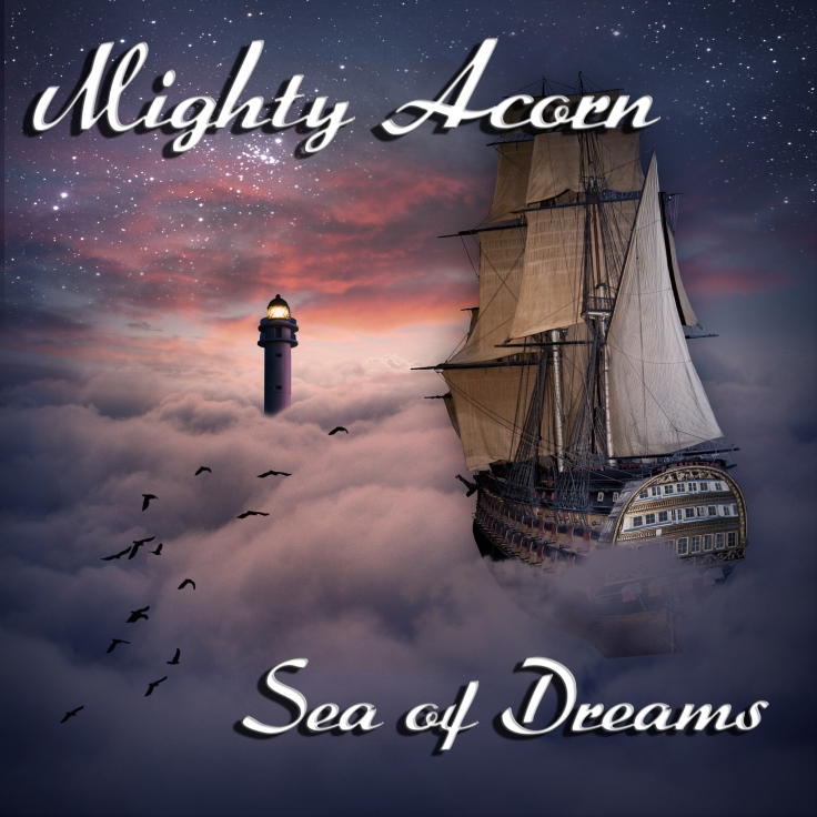 Mighty Acorn Sea of Dreams Art